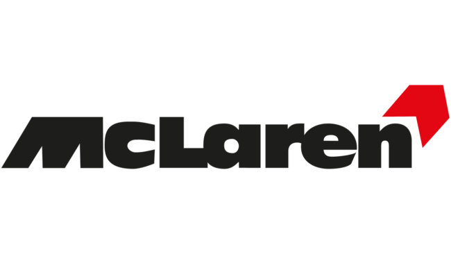 McLaren Logo 1991-1998