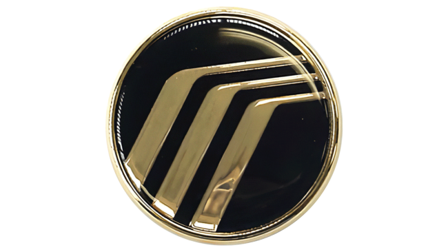 Mercury Logo 1938-1984