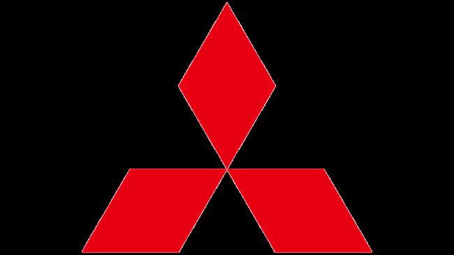 Mitsubishi Logo 1914-oggi