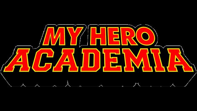 My Hero Academia Logo 2014-oggi