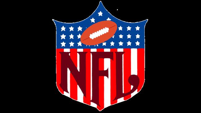 NFL Logo 1953-1958