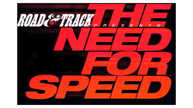 Need For Speed Logo 1994-1997