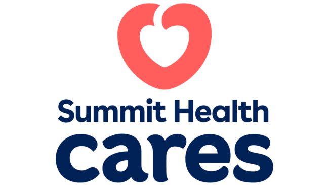 Summit Health Cares Nuovo Logo