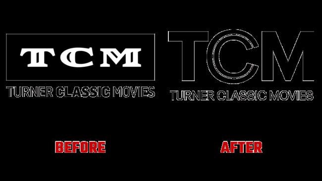 Turner Classic Media Prima e Dopo Logo (storia)