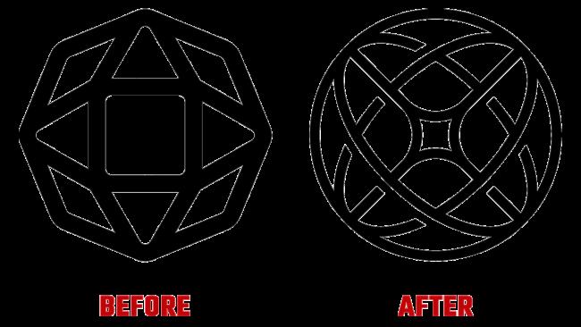 Exposure Prima e Dopo Logo (storia)