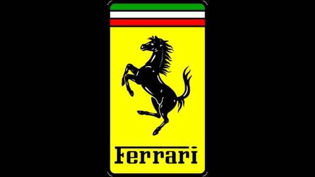 Ferrari (Scuderia) Logo 1983-1996