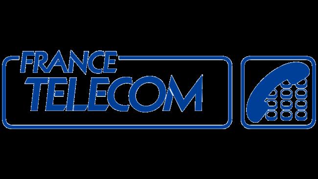 France Télécom Logo 1988-1993