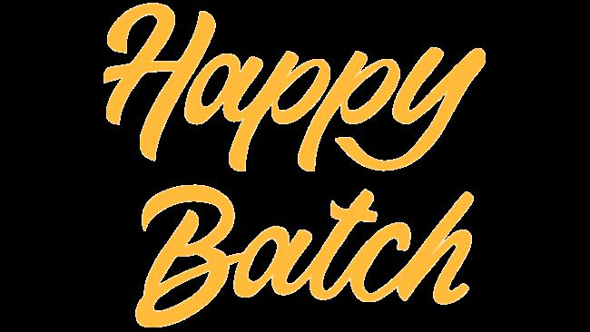 Happy Batch Nuovo Logo
