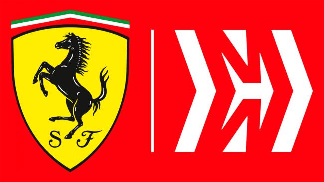 Logo della Ferrari Scuderia