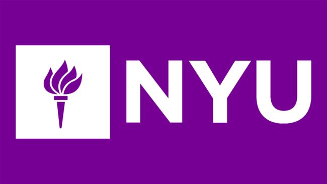 Logo della NYU