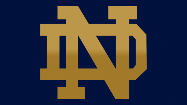 Logo della Notre Dame