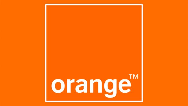 Logo della Orange