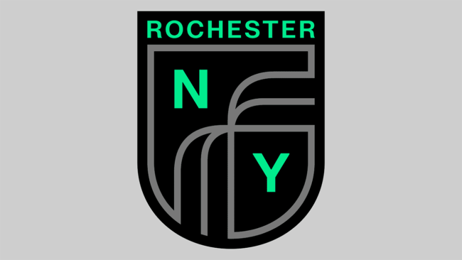 Logo della Rochester New York FC