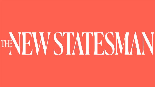 Logo della The New Statesman