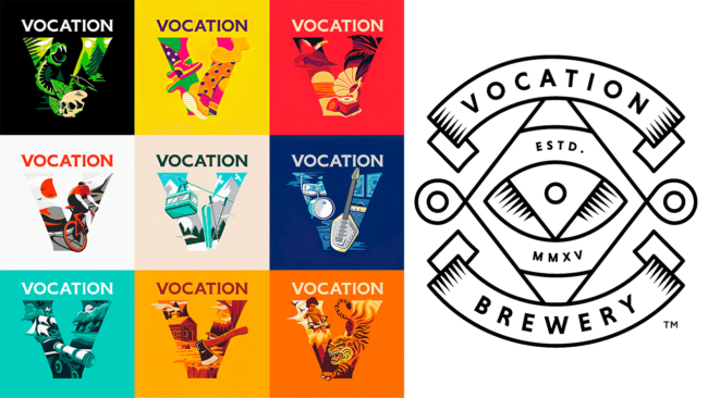 Logo della Vocation