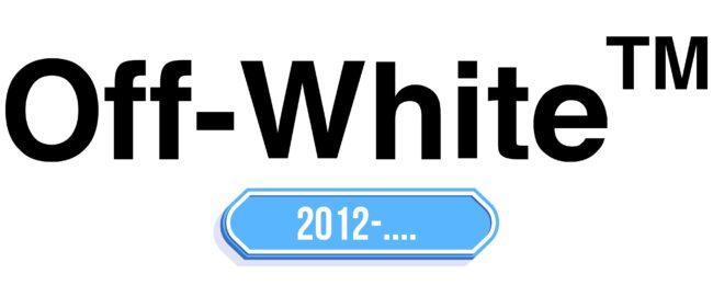 Off White Logo Storia