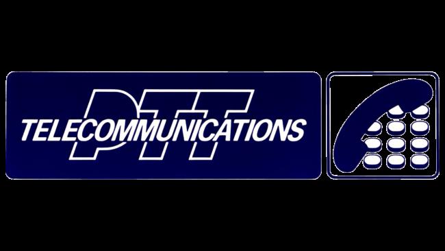 Postes et Télégraphes Logo 1982-1987