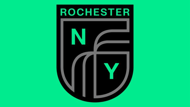 Rochester New York FC Nuovo Logo