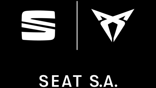 Seat SA Nuovo Logo